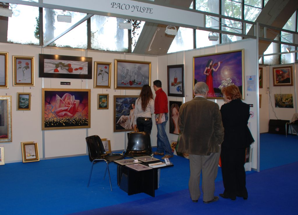 Paco Yuste - Exposición Lleidart 2010